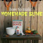 Homemade Slime… A Great DIY Kids' Craft (she: Carmella)