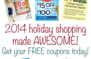 Free Must-Have Holiday Coupons for the Hottest Deals!