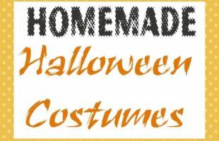 Homemade Halloween Costume Ideas (she: Darleen)