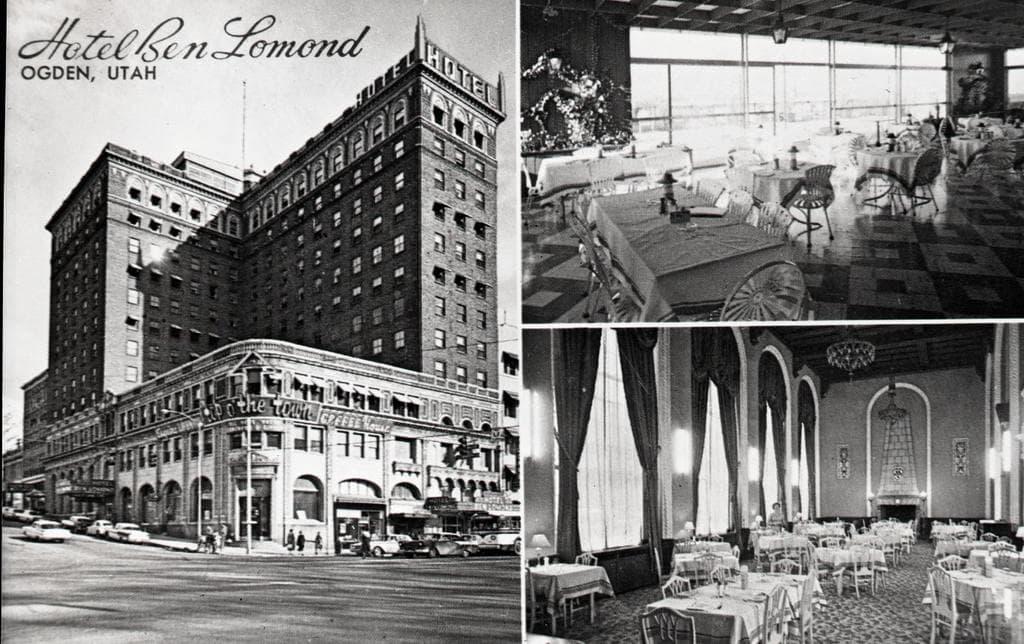 Utah's Haunted Hotels | Or So She Says...