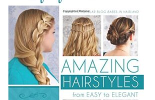 Amazing Hairstyles & Fave Hair Products ~ Awesome Gift!!