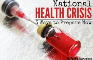 Preparing for a National Health Crisis (she: Jamie)