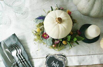 thanksgiving wreath centerpiece
