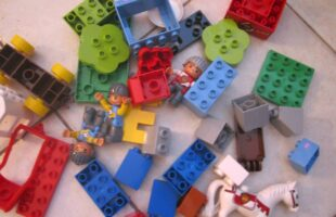 LEGO DUPLO Review & Giveaway!!