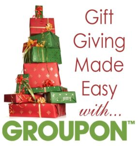 Gift Giving Made Easy with Groupon ~ Couple's Gift Idea