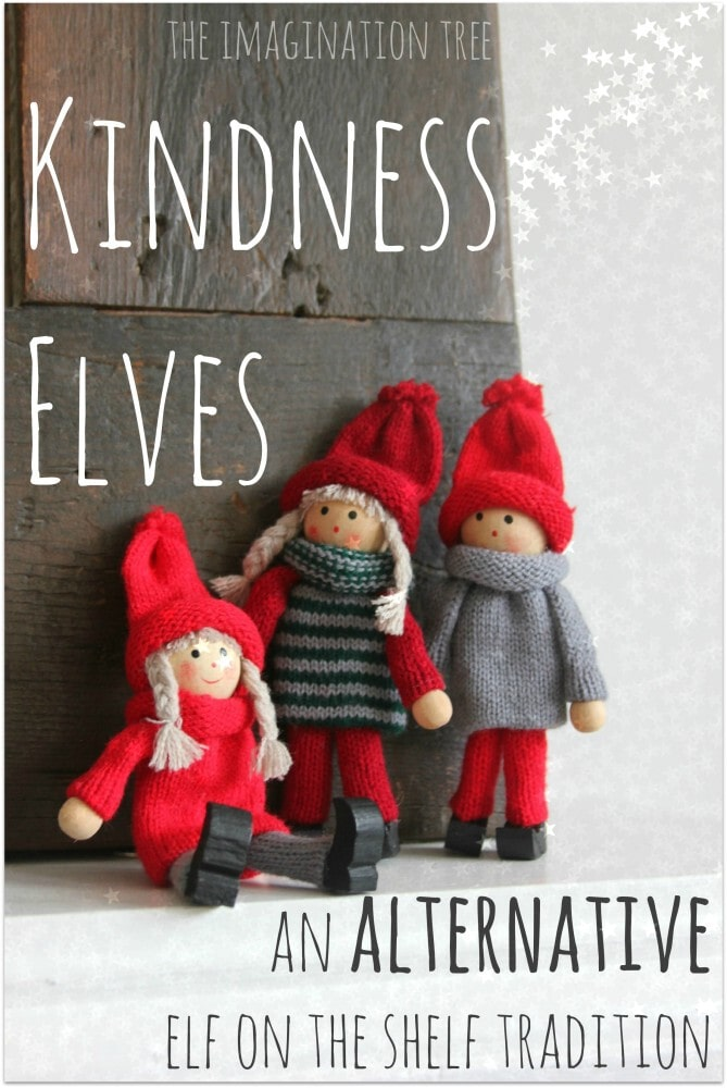 Kindness Elves ~ and other Christmas family traditions!