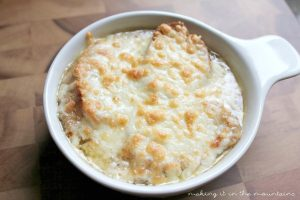The Absolute BEST French Onion Soup You'll EVER Have