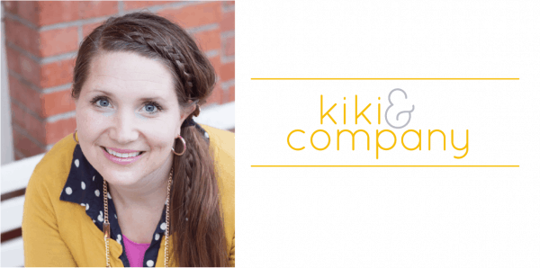 Kiki and Company Logo and picture