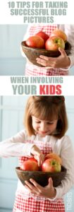 Photographing Kids – 10 Tips for Taking Successful Blog Pictures (she: Cami)