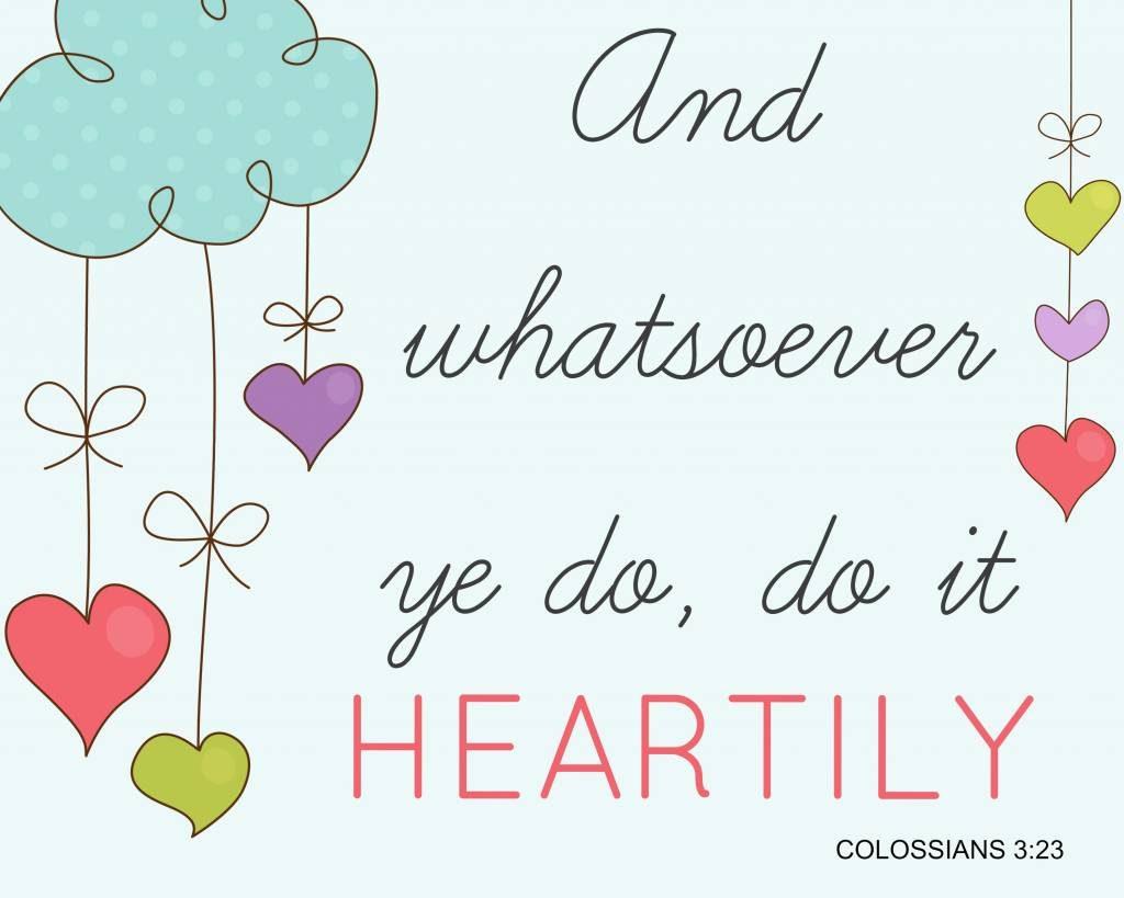 HEARTILY (1)