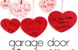 Garage Door Heart Attack (she: Brooke)