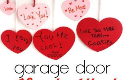 garage door heart attack