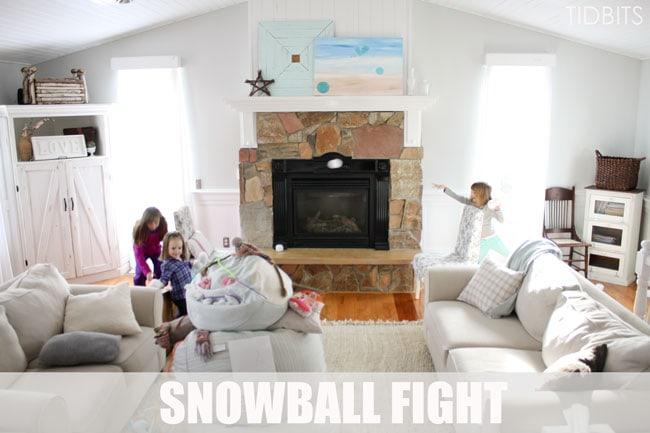 Indoor Winter Activities