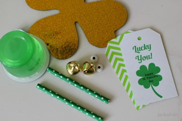 St. Patrick's Day Free Printable and Gift Idea