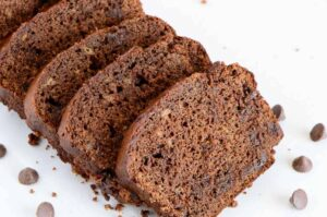 Chocolate Chai Banana Bread (she: Jen from Baked by an Introvert)