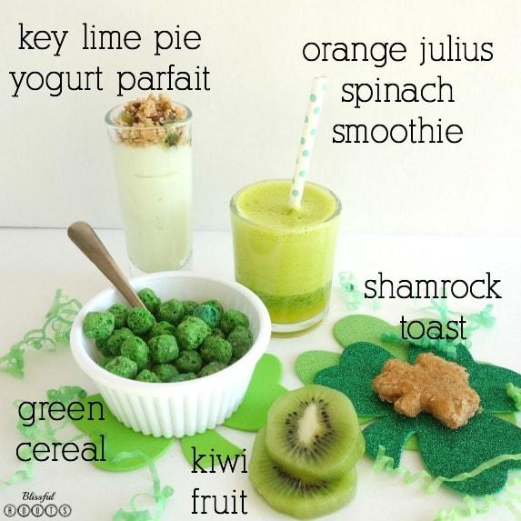 Green Breakfast