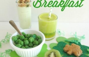 St. Patrick's Day Breakfast (she: Brooke)