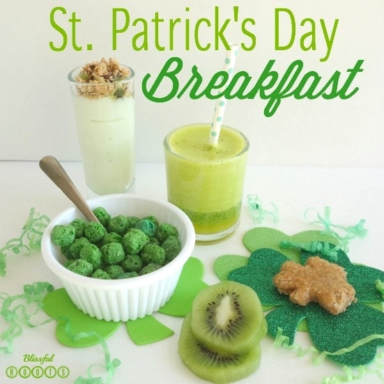 St. Patrick's Day Breakfast (she: Brooke