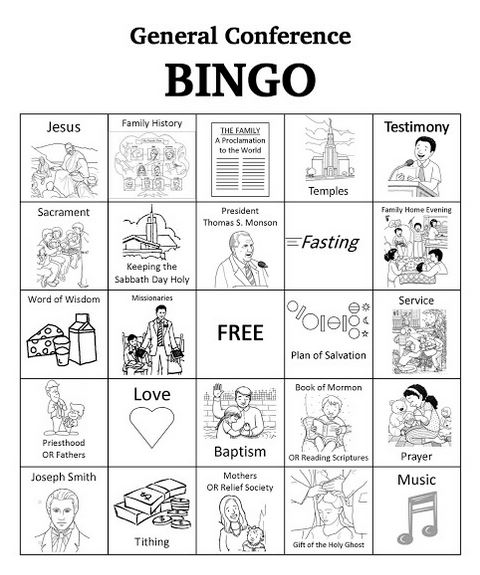 general conference coloring pages 53 conference activities ideas for kids lds living - General Conference Coloring Pages