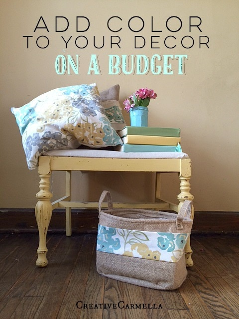 decor on a budget