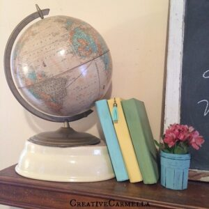 Add Color to Your Decor on a Budget (she: Carmella)