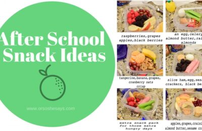 I gathered up a lot of ideas, and laid it all out at the beginning of the week so we could prepare some healthy after school snacks, that are easy for him to grab and eat. We also thought it would be best to get him involved in the process, which is always a great way to get kids to eat a variety of foods! See all our ideas on the blog: www.orsoshesays.com #afterschoolsnacks #snackideas #healthysnacks #food #ldsblogger #lds #mormonblogger #mormon