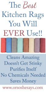 The Best Cleaning Cloth in the World … for real.