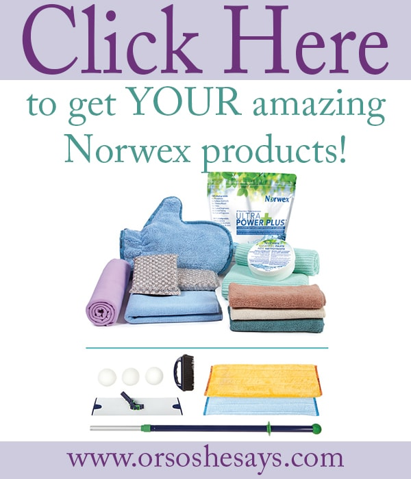 Norwex Is My Fave!!!