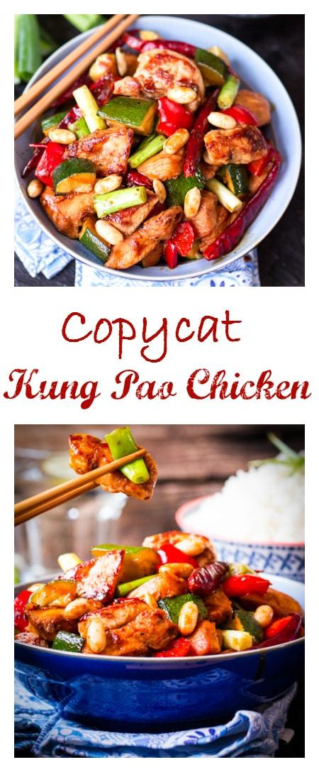 Panda Express Kung Pao Chicken