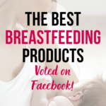 breastfeeding products