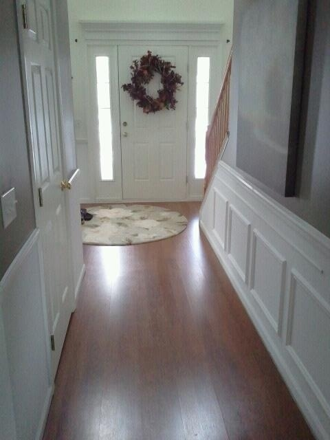 Classic Wainscoting
