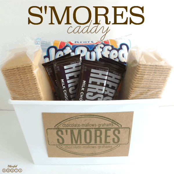 S'Mores Caddy 1