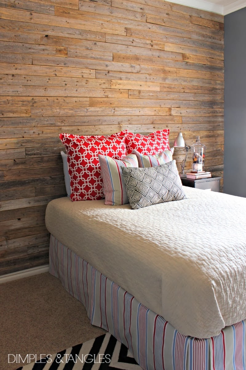12 Brilliant Ways To Dress Your Walls With Wood She