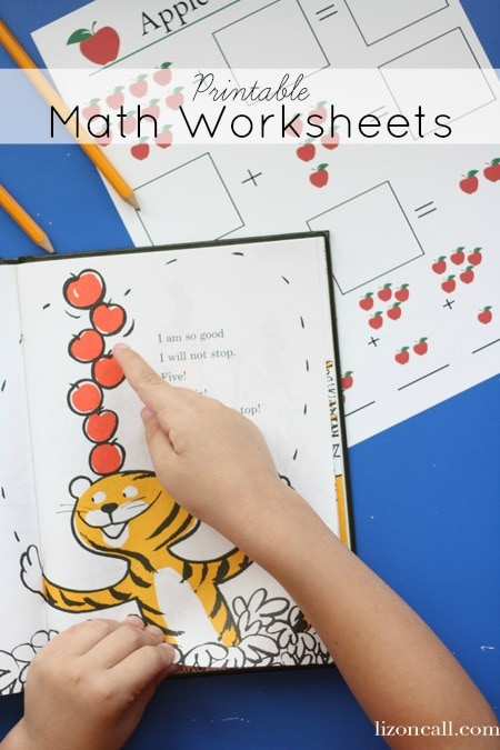 math worksheet : apple math worksheets for preschoolers  apple dot painting marker  : Starfall Math Worksheets
