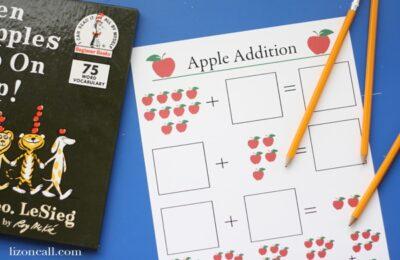 free printable math worksheets for kindergarten and 1st grade