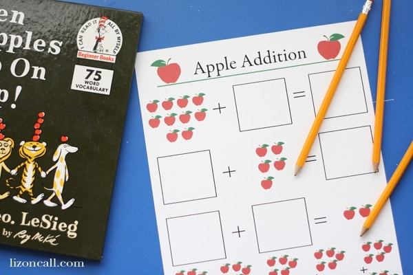 free printable math worksheets for kindergarten and 1st grade