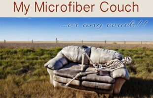 Norwex Envirocloth vs. Microfiber Couch Stains (she: Mariah)