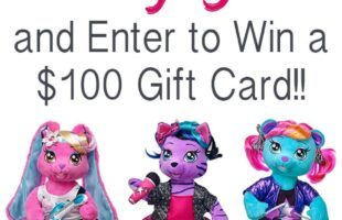 Build-A-Bear's NEW Honey Girls & Giveaway!!