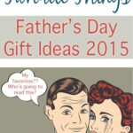 My Husband's Favorite Things~ Father's Day Gift Guide (she: Nichole)