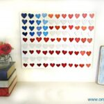 Paint Swatch Flag Decor – A Kid-Friendly Craft (she: Kari)
