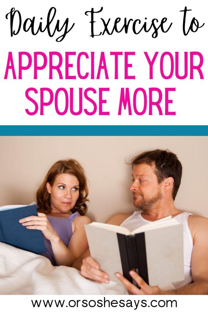 spouse gratitude