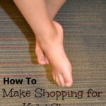 How to Make Shopping for Kids' Shoes EASY