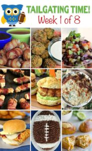 Tailgating Food Ideas ~ Tailgating Time!