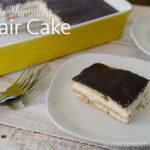 The Yummiest Eclair Cake