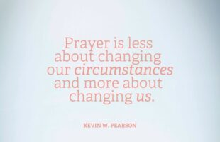 How to Pray ~ and thoughts on prayer
