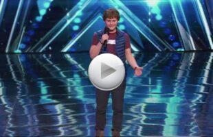 VIDEO: America's Got Talent ~ Drew Lynch