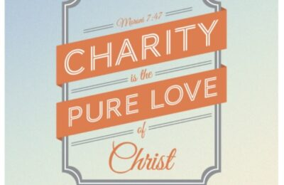 charity in marriage