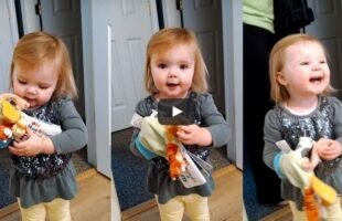 VIDEO: Little Girl Sings Old McDonald Had A Farm