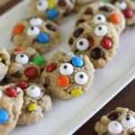 Mini Monster Cookies – Perfect for Halloween Gatherings! (she: Liz)