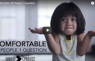 VIDEO: Comfortable- 50 People 1 Question